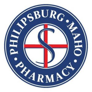 Philipsburg Pharmacy new logo